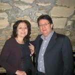 Déjeuner Mr. Ibrahim Daher & Mme Nada CHEHAB