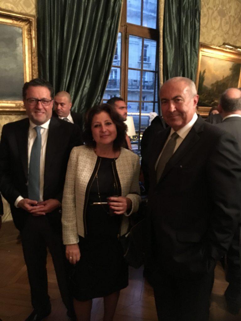 Rencontre francophone liban